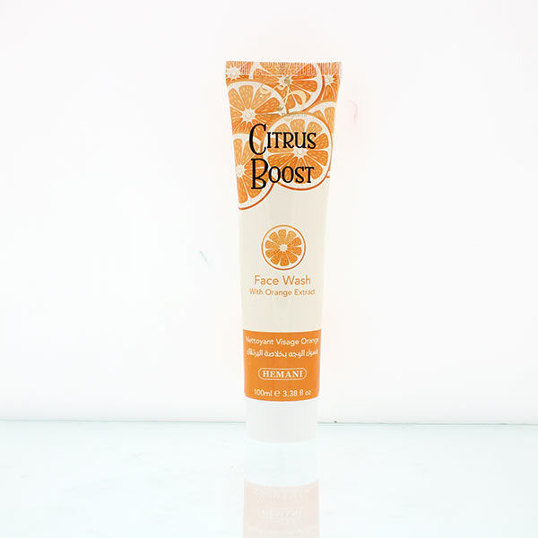WB by Hemani Citrus Boost Face Wash