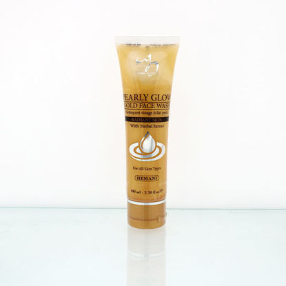 Pearly Glow Gold Face Wash