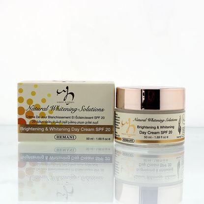 WB by Hemani Natural Whitening Solutions Brightening and Whitening Day Cream SPF 20