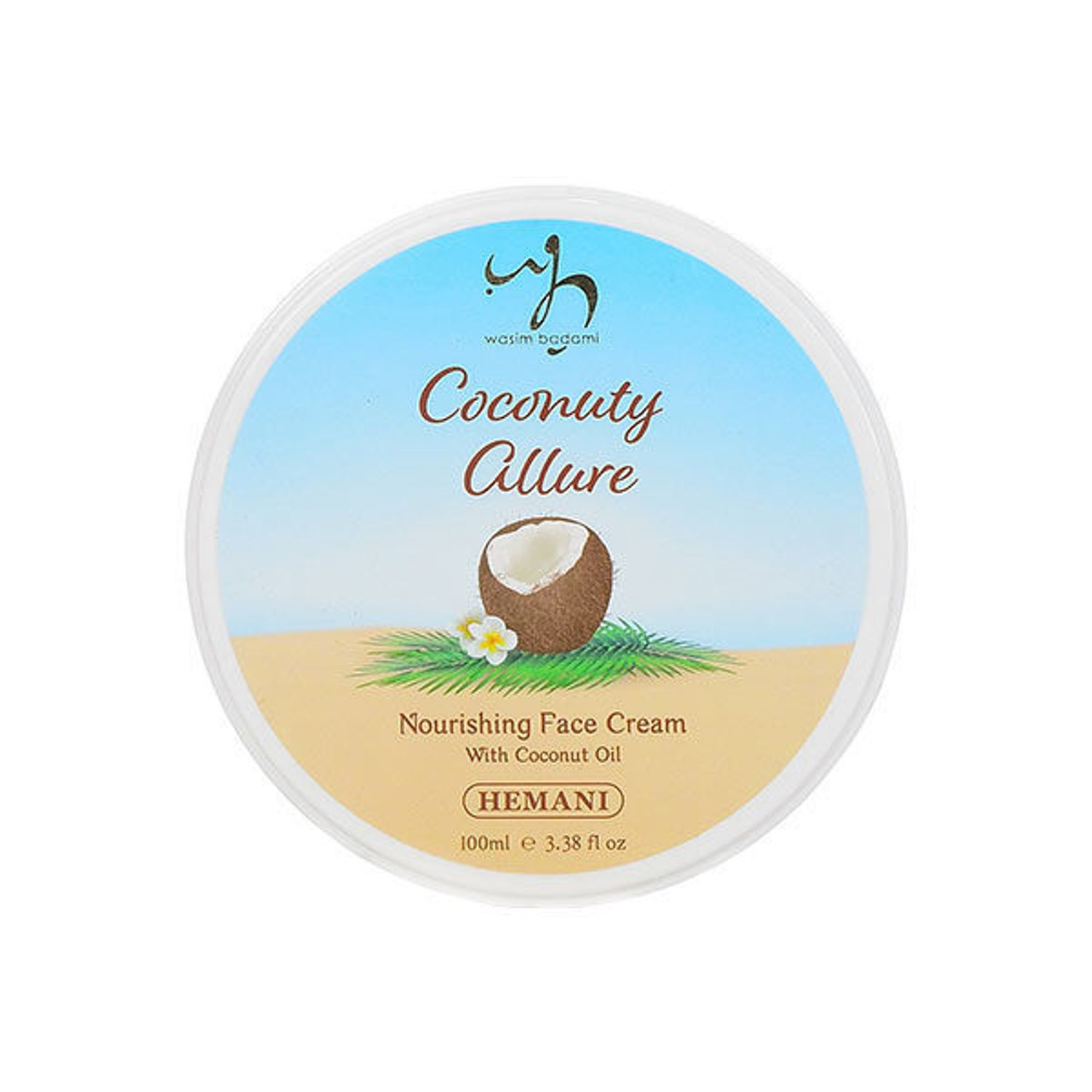 WB by Hemani Coconuty Allure Face Cream