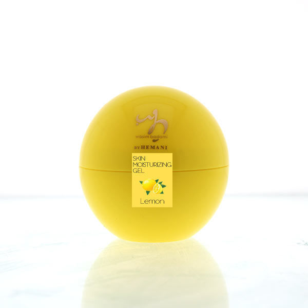 WB - Skin Moisturizing Gel with Lemon Extract & Vitamin E Beads