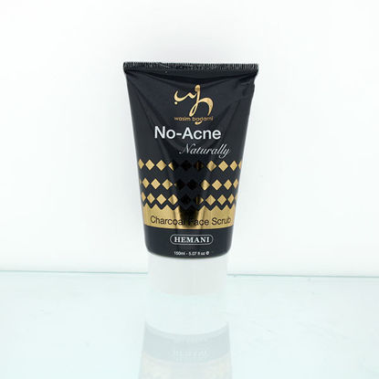 WB - No Acne Naturally Charcoal Face Scrub