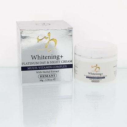 WB - Whitening+ Platinum Day & Night Cream