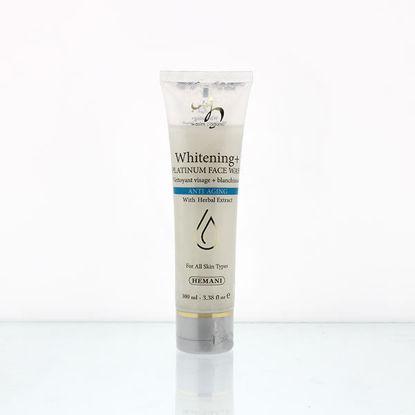WB - Whitening+ Platinum Face Wash