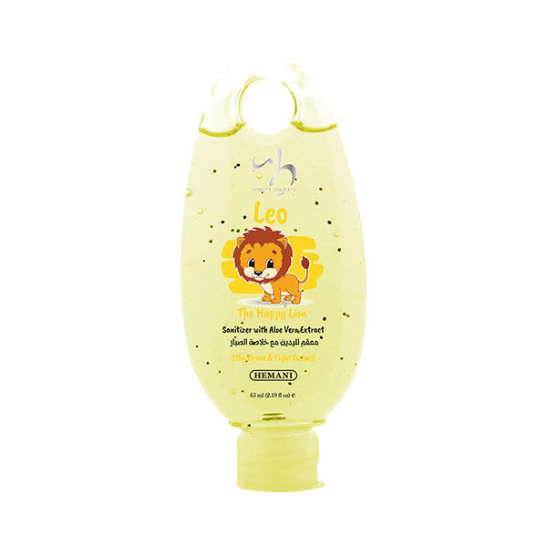 WB by Hemani Kids Sanitizer hand sanitizer 65ml - Leo