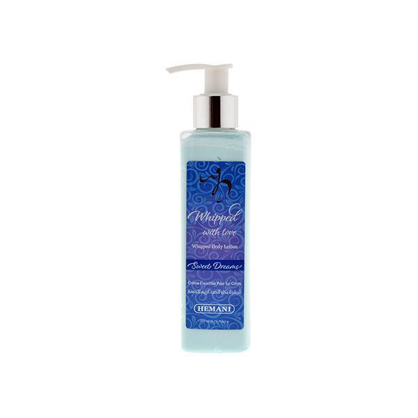 wb by hemani whipped body lotion - sweet dreams moisturizing and nourishing