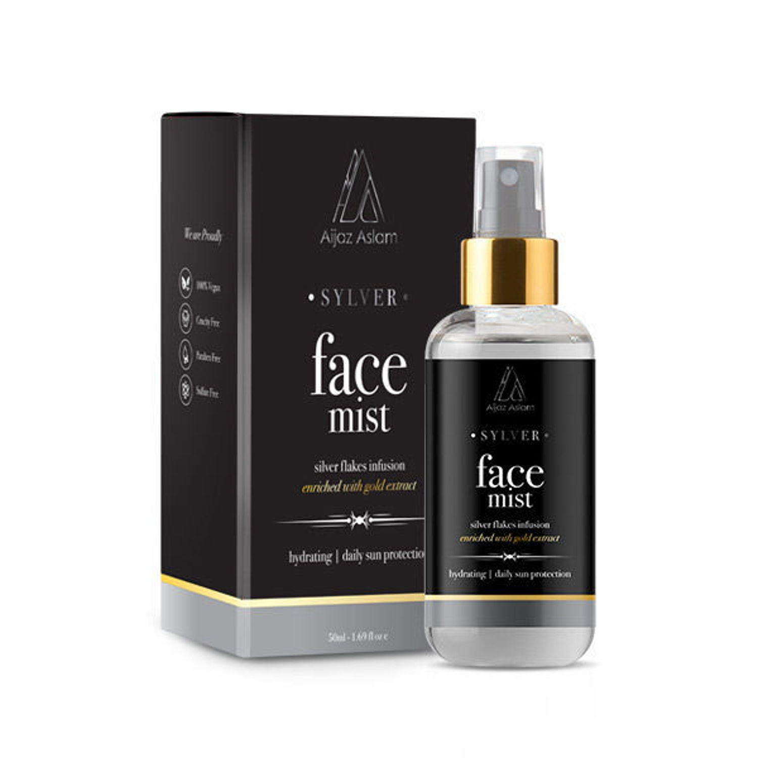 Picture of Sylver Face Mist  hydrating | daily sun protection (Aijaz Aslam)