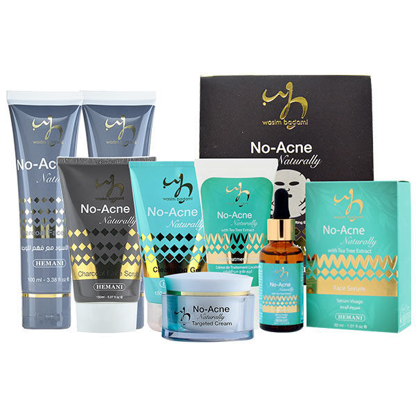wb by hemani no acne naturally with antibacterial tea tree oil skin care