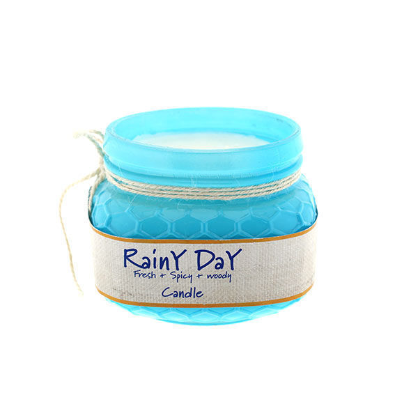 wb by hemani french scented candle rainy day fresh spicy woody