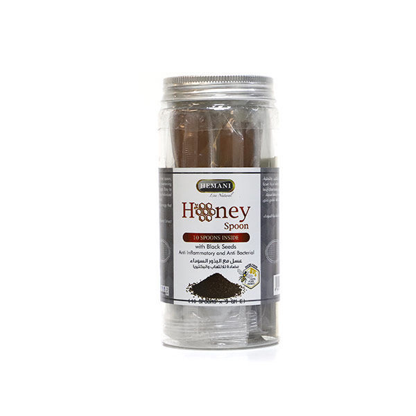 Hemani Honey Spoon - Black Seed Antioxidant Powerhouse