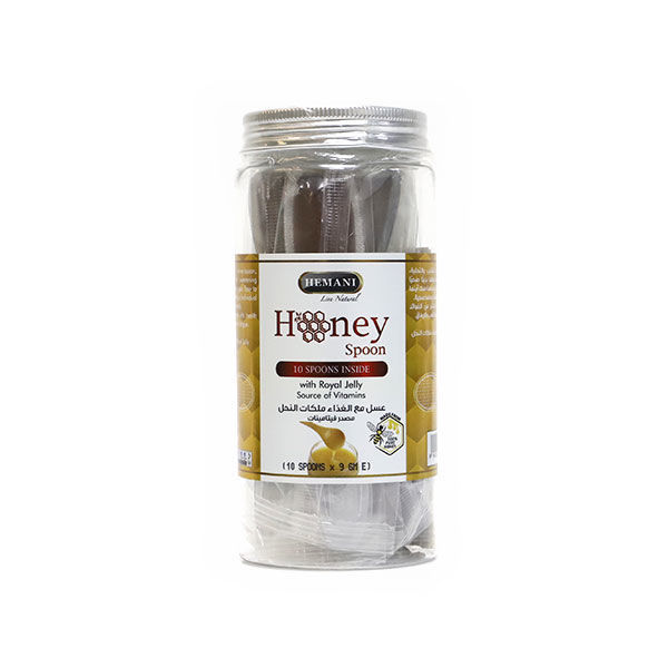 Hemani Honey Spoon - Royal Jelly - Source of Vitamins