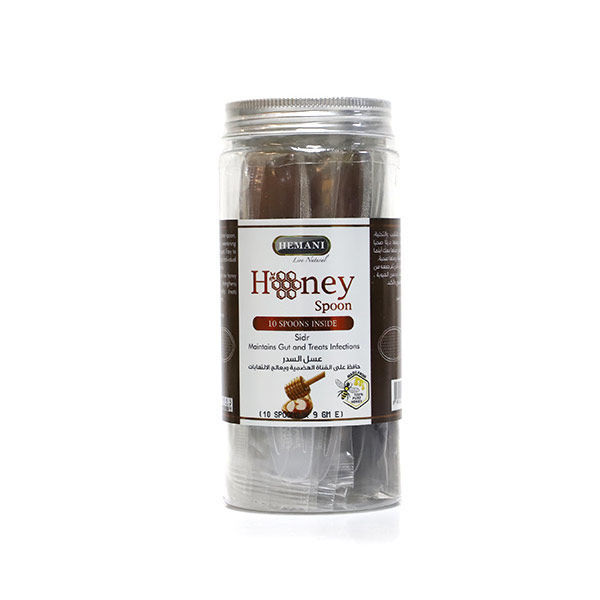 Hemani Honey Spoon - Sidr - Maintains Gut & Treats Infections