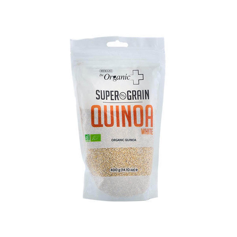 HEMANI Dr Organic+ Quinoa SUPER GRAIN