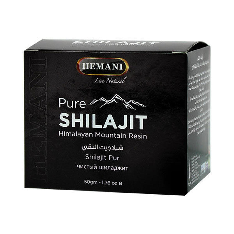Hemani Herbal Pure Shilajit Herbal Supplement