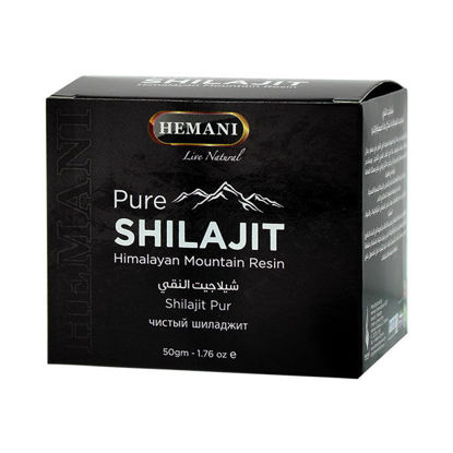Hemani Herbal Pure Shilajit Herbal Supplement