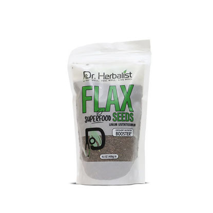 Dr Herbalist Superfood FlaxSeeds