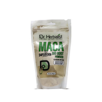 Dr Herbalist Superfood Maca Bio Root Powder
