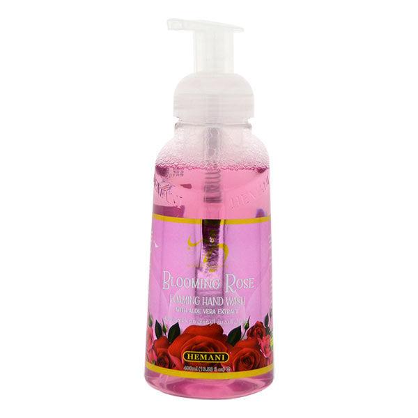 WB by Hemani Foaming Hand Wash Antibacterial With Softening Aloe Vera - Blooming Rose