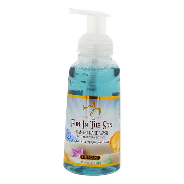 WB by Hemani Foaming Hand Wash Antibacterial With Softening Aloe Vera - Fun In The Sun