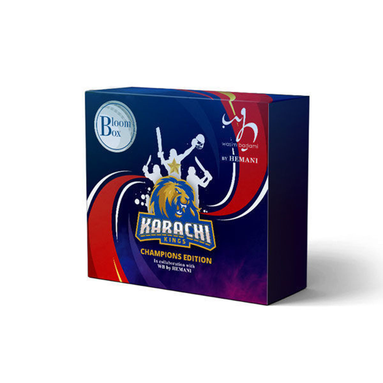 WB by Hemani Fitness BloomBox - Karachi King Special Edition