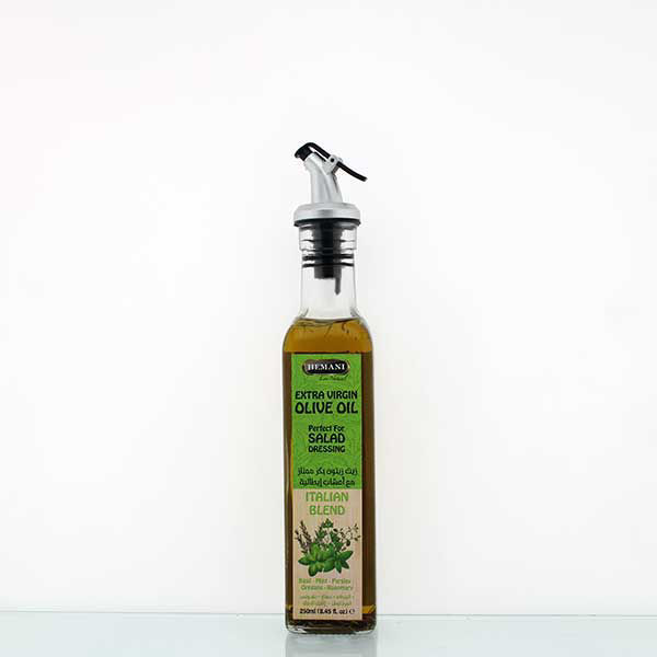 Extra Virgin Olive Oil Infusions with Italian Herbs