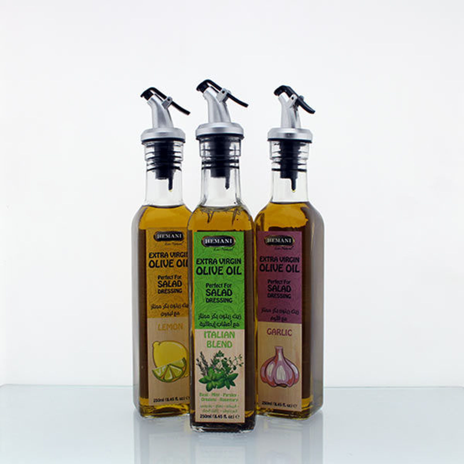 Extra Virgin Olive Oil Infusions