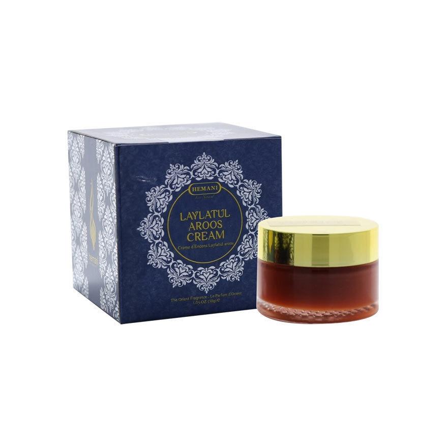 Hemani Laylatul Aroos perfume cream