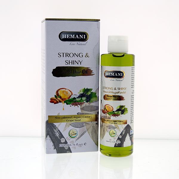 Strong & Shiny Hemani Herbal Oil