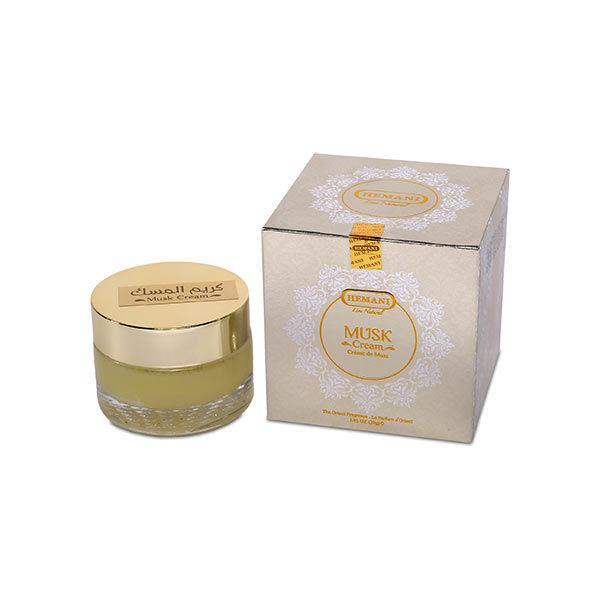 Musk Fragrance Cream