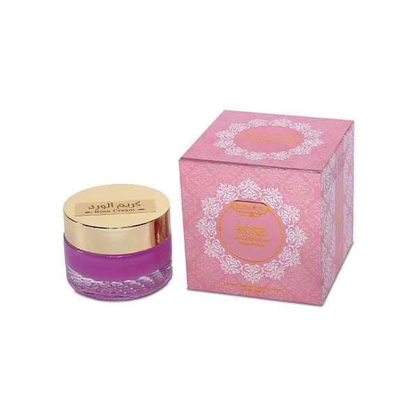 Rose Fragrance Cream