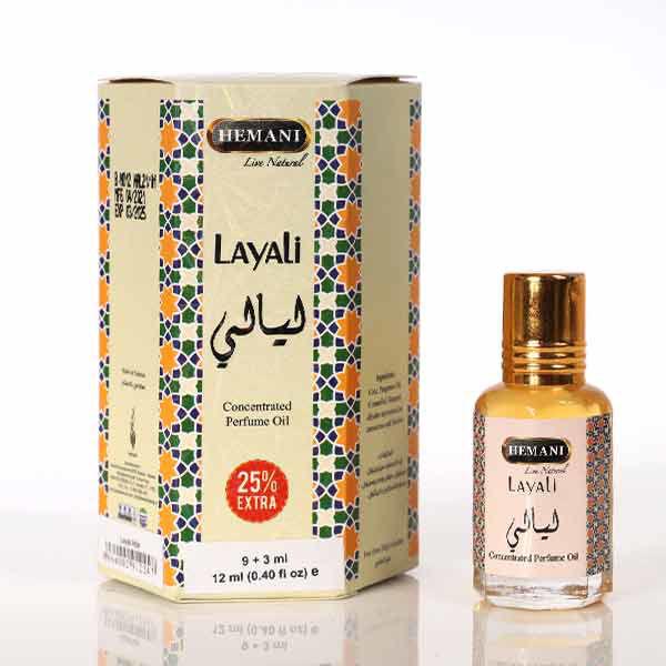 Attar Layali