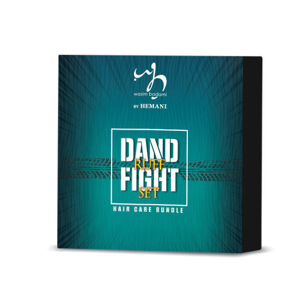 WB By Hemani Dandruff Fight Hair Care Set