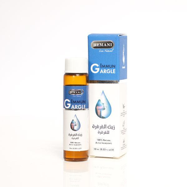 Hemani ImmunGargle Oil 10ml