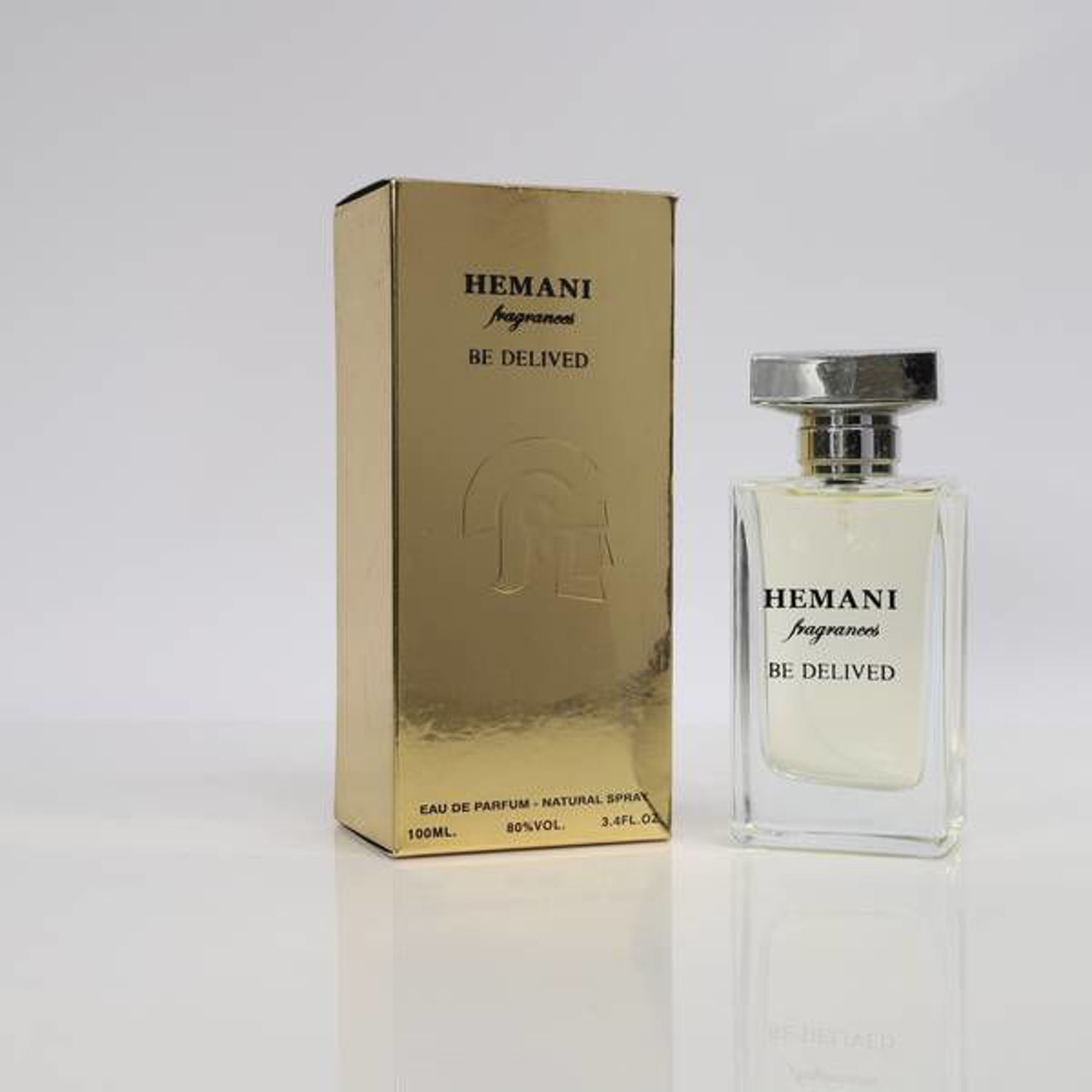 Hemani Be Delived Perfume