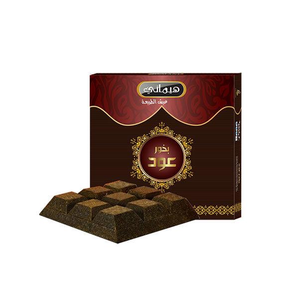 Oudh Bakhoor (chocolate)