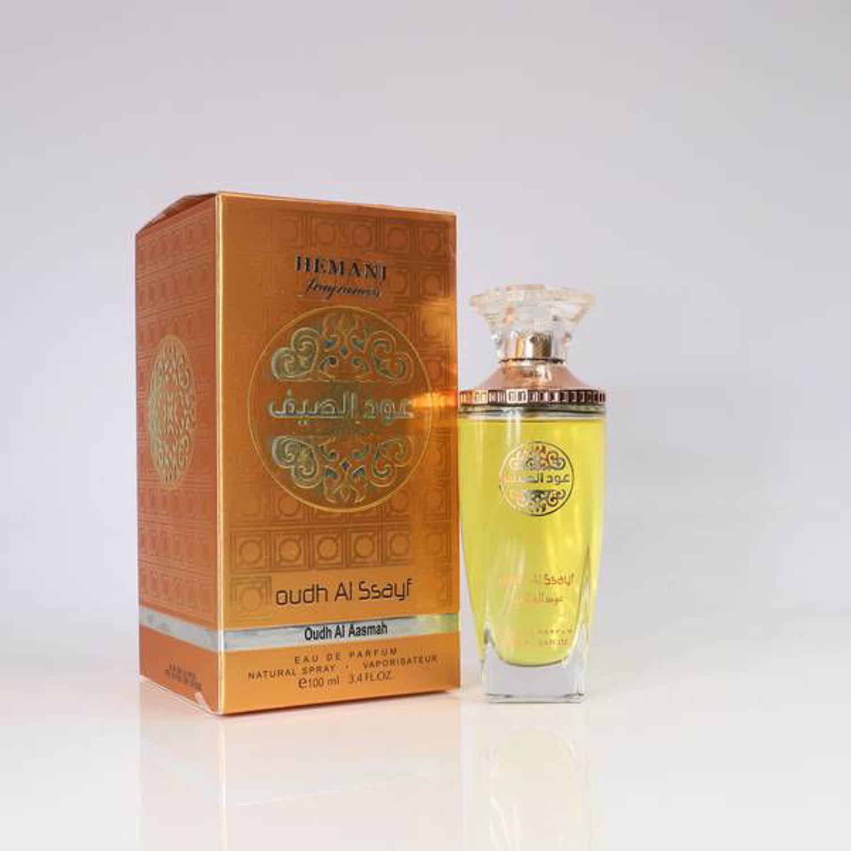 Picture of Hemani Oudh Al Ssayf Perfume 100ml