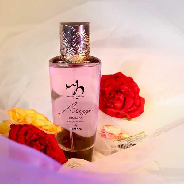AREZZA Perfume-Fragrance-for-Women-Luminosa Notes