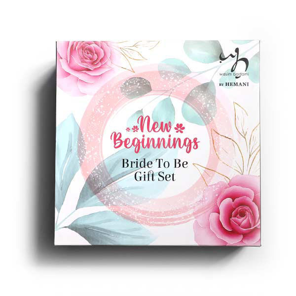 WB by Hemani Bride-To-Be Gift Set - New Beginnings