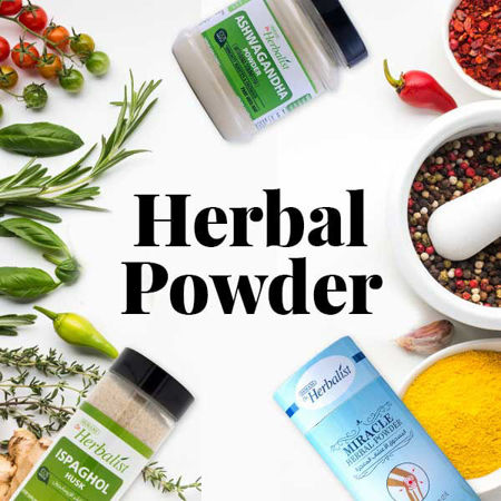 Picture for category Herbal Powder