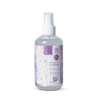 WB by Hemani   Multi Purpose Disinfectant Spray with Lavender & Tea Tree 250ml (Aijaz Aslam)