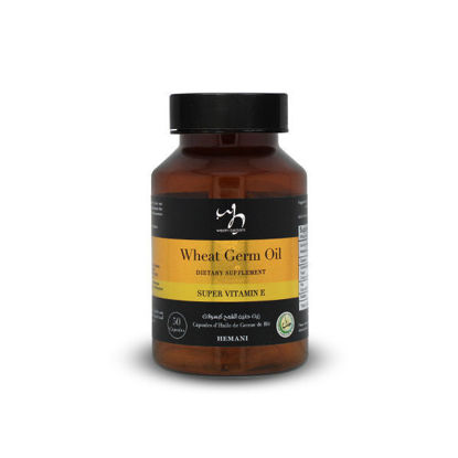 WB by Hemani Wheat Germ Oil Dietary Supplement